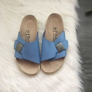 Women's Betula Blue Birkenstock Sandals